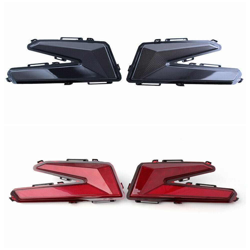 Right & Left LED Taillight Tail Lights Rear Brake Stop Lamps for Can-Am Maverick X3 XDS XRS Max Turbo R 2017-2021 - pazoma