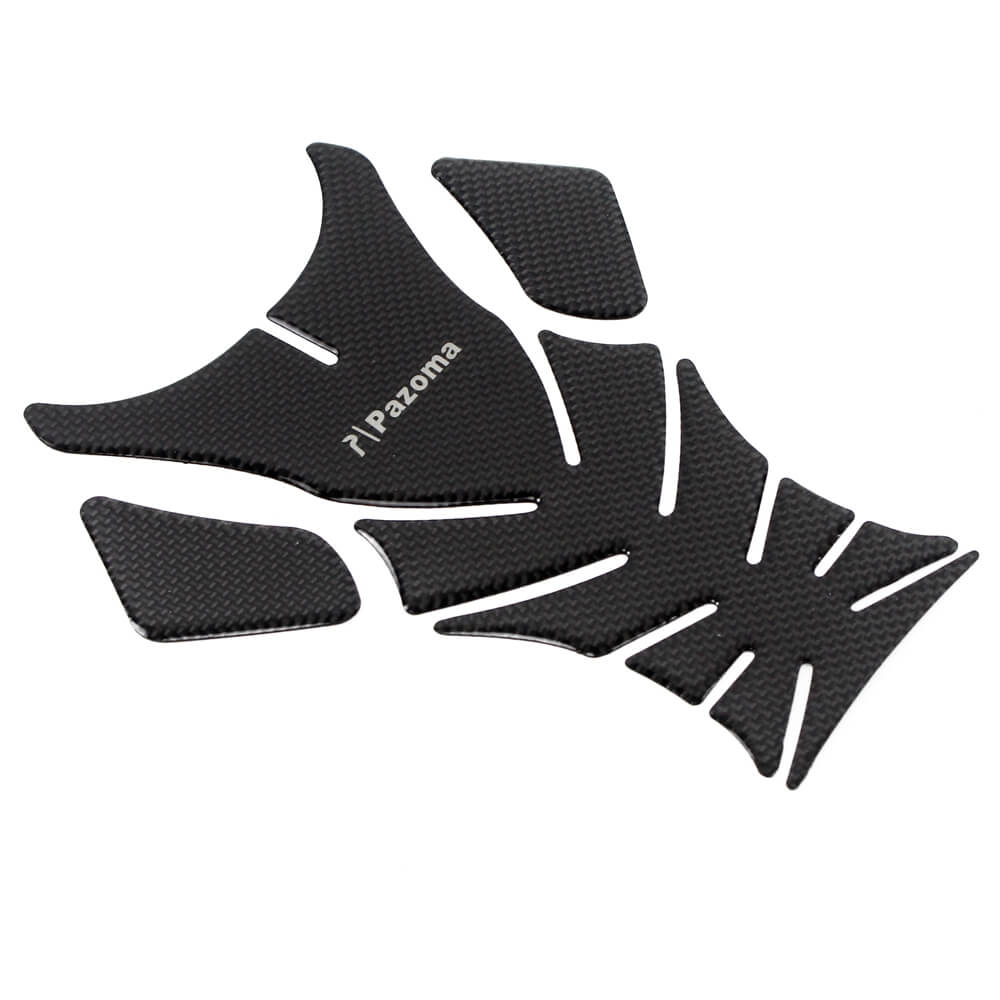 Motorcycle Gas Tank Protector Pad Oil Tank Stickers Carbon Fiber Motorbike Decal For Honda - pazoma