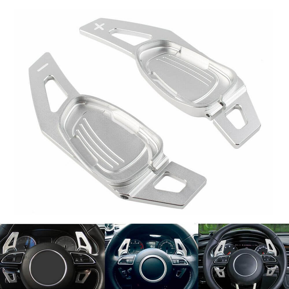 Aluminum CNC Car Gear Shifter Steering Wheel Shift Paddle