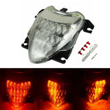Motorcycle 3 in 1 LED Tail Light Integrated Running Indicator Brake Turn Signal Lamp For Suzuki Boulevard M109R VZR1800 M1800R 2006-2019 - pazoma