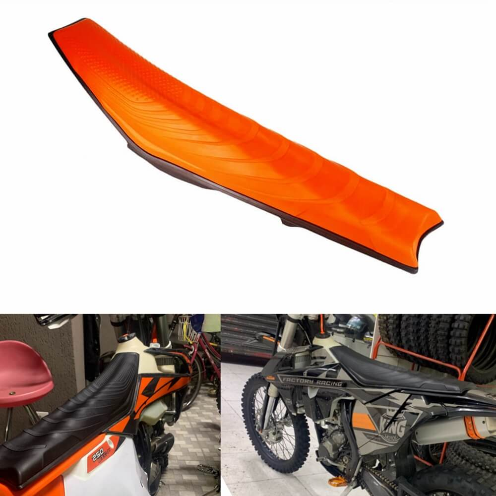 Motorcycle X-Seat Soft Racing Cushion Seat For KTM SX SXF XC XCF EXC-F 125 250 300 350 450 500 SX125 SX150 SX250 SX-F250 2016-2019 - pazoma