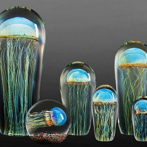 Fine Art & Blown Glass