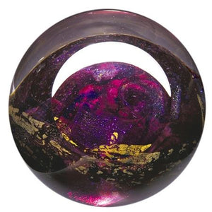 Glass Eye Paperweights