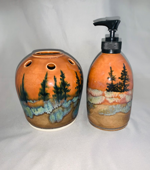 Carol Muth Home and Garden Pottery