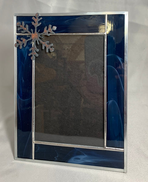 5x7  Stained Glass Picture Frames