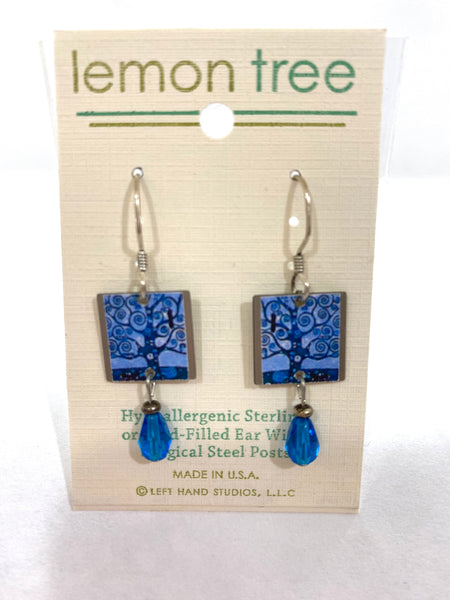 Lemon Tree Fashion Earrings