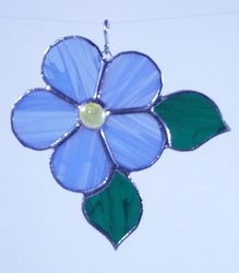 Forget-me-not Suncatcher