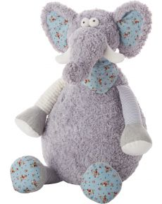 plush elephant grey