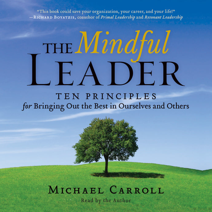 The Mindful Leader: Ten Principles for Bringing Out the Best in Ourselves and Others (Michael Carroll)