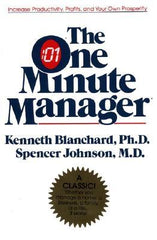 The New One Minute Manager (Ken Blanchard and Spencer Johnson)