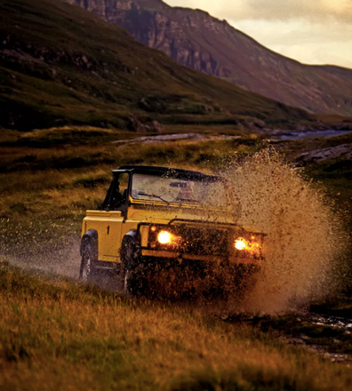 Landrover - The Making of a Legend