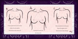 NippleBacks - !NEW! Mandala - 12 count
