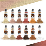 Single Ink Bottles - 2 x 1oz - Custom Selected Colors to go with your mini set!!