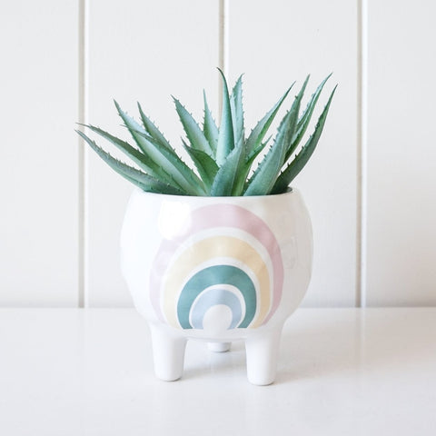 Planter - Rainbow Pastels