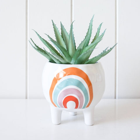 Planter - Rainbow Multicolour