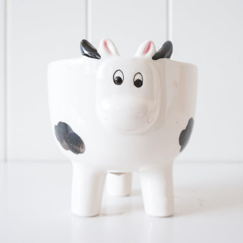Planter Molly Moo Cow Planter Small