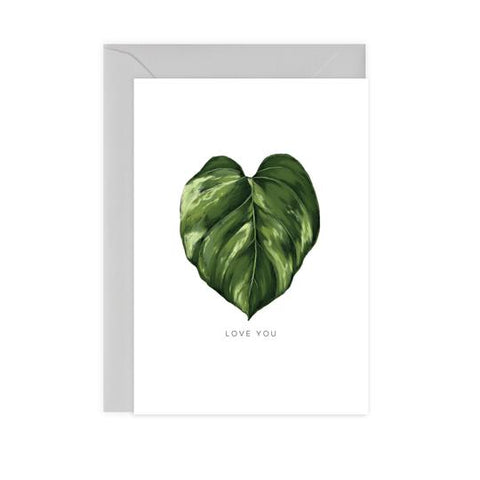 Houseplant Love You