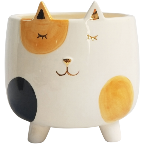 Kitty Planter - Large