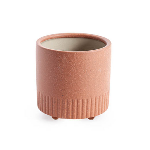Cape Town Pot - Pink Clay