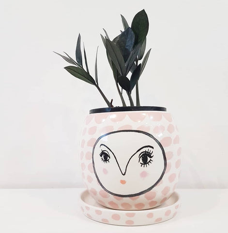 Fifi Face Pot