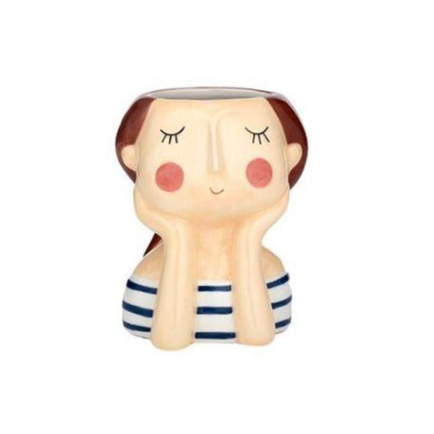 Polly Ceramic Pot - Small