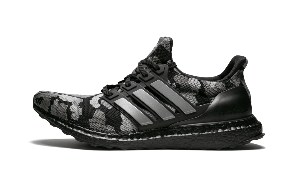 Adidas Ultra Boost Bape Black Camo