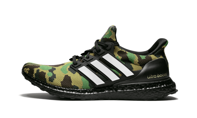 Ultra Boost Bape Green Camo