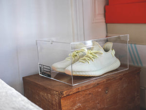 sneakers box display - box pour exposer ses sneakers - the sole house marketplace