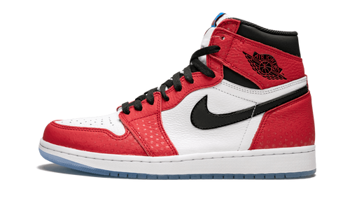 Air Jordan 1 Retro High Spider-Man Origin Story
