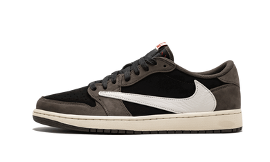 Air Jordan 1 Retro Low Travis Scott - The Sole House - Sneakers Limitées | 100% Neuves & Authentiques -  Brand New and Limited Sneakers