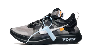 Zoom Fly Off White - Black Silver