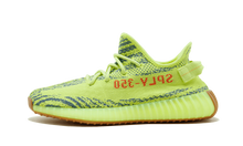 Charger l'image dans la galerie, Yeezy 350 Boost V2 Semi Frozen Yellow - Neuve, authentique et deadstock - Paris - France