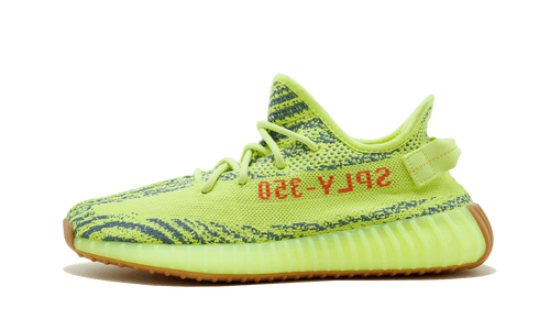 Yeezy Boost 350 V2 Semi Frozen Yellow - The Sole House - Sneakers Limitées | 100% Neuves & Authentiques -  Brand New and Limited Sneakers