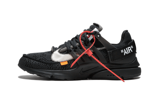 Nike Air Presto Off-White BLACK/WHITE-CONE