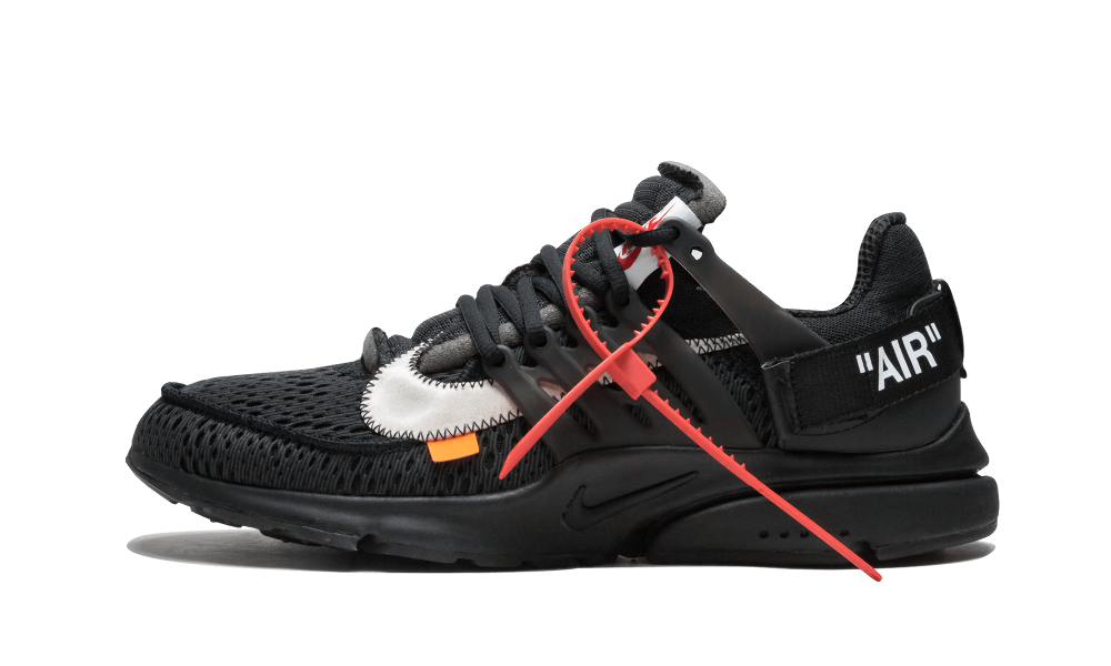 Air Presto Off-White BLACK/WHITE-CONE