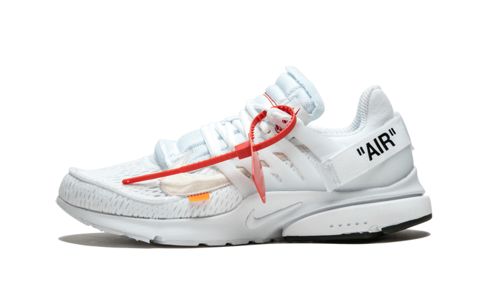 Air Presto Off-White White