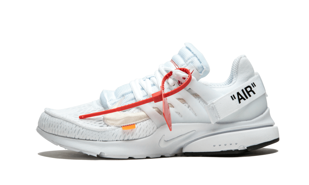 Nike Air Presto Off-White WHITE/BLACK-CONE