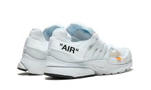 Charger l'image dans la galerie, Air Presto Off-White WHITE/BLACK-CONE - The Sole House - Sneakers Limitées | 100% Neuves & Authentiques -  Brand New and Limited Sneakers