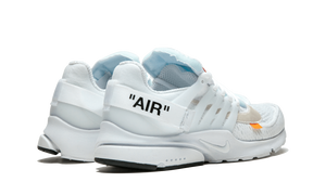 Air Presto Off-White WHITE/BLACK-CONE - The Sole House - Sneakers Limitées | 100% Neuves & Authentiques -  Brand New and Limited Sneakers