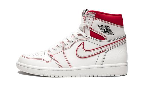Air Jordan 1 Retro High Phantom Gym Red - The Sole House - Sneakers Limitées | 100% Neuves & Authentiques -  Brand New and Limited Sneakers