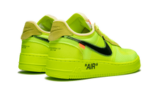 Charger l'image dans la galerie, Nike Air Force 1 Low Off-White Volt