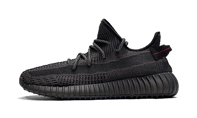 Yeezy Boost 350 V2 Black - The Sole House - Sneakers Limitées | 100% Neuves & Authentiques -  Brand New and Limited Sneakers