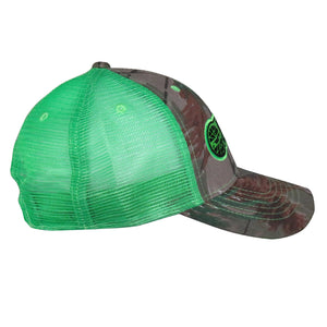 The Dirt Track Camo Hat