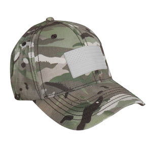 Rubber Patch Flag Hat