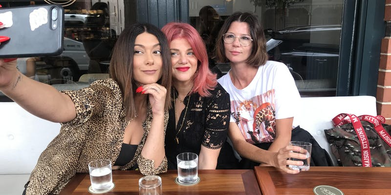 FOR THE LOVE OF LIVE - 20 OCT 19 - WITH MONIQUE, RENYA XYDIS + NATALIE ANNE