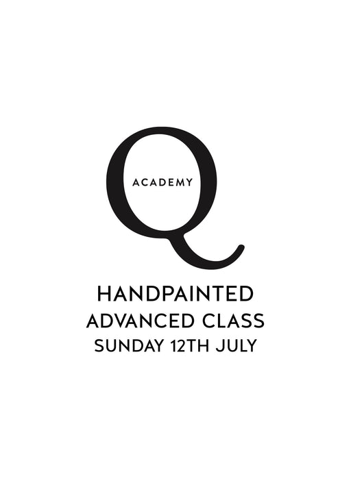 Hand Painted ADVANCED: Sydney Sunday 12th July