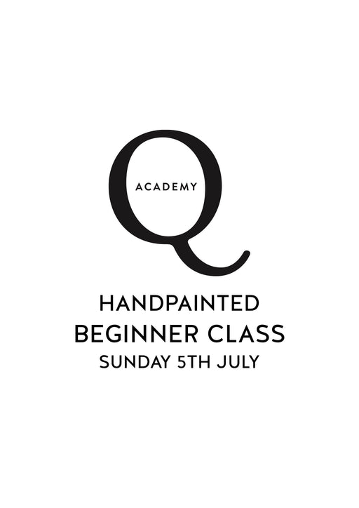 Hand Painted BEGINNER: Sydney Sunday 5th July