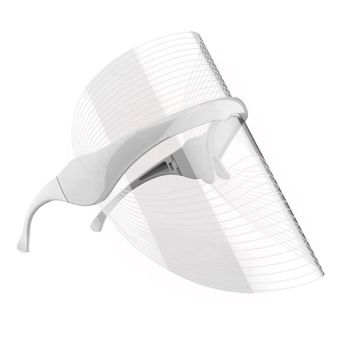 LED therapy is a great anti-aging treatment, but it can be expensive and requires multiple trips to a salon or spa. Now, you can enjoy the smoothing, brightening effects of LED therapy at home. The LED Light Therapy Shield Mask smooths fine lines, evens out skin tone, and fights acne.