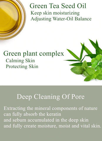 Green tea is a healthful, natural substance that may help reduce acne breakouts. Research has shown both oral and topical use of green tea to be effective in treating acne. You can try green tea for acne on its own or in addition to other products.