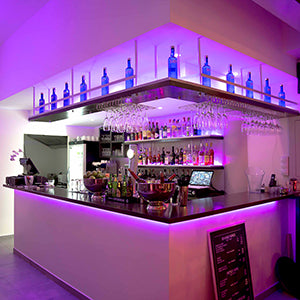 LED strip lights for Kitchen_Pinterest Ideas for Kitchen Decor